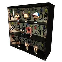 1 Display Geek Exclusive Stackable Toy Shelf for 4 in. Vinyl