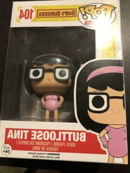 FUNKO 2016 POP ANIMATION BOBS BURGERS BUTTLOOSE TINA #104 Vi