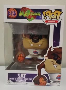 2017 Funko POP! WB Movies NBA Basketball Space Jam TAZ #414