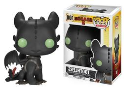 2018 Hot Funko POP! Movies How to Train Your Dragon 2 Toothl