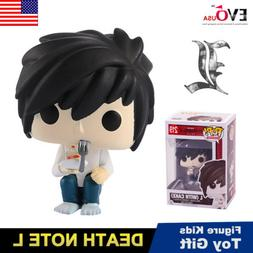 "4"" Animation POP!Death Note L Vinyl Action Figure Toy Doll"