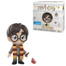 "Funko 5 Star: Harry Potter 3"" Doll With Accessories Vinyle F"