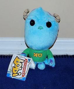 "8"" Funko Pop Plushies Monsters Inc University SULLEY Stuffed"