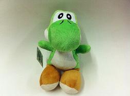 """9"""" SUPER MARIO Plush Soft Toy NINTENDO Game Figure YOSHI xma"""