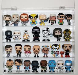 Collectors Showcase - Premium Display Case for Funko Pop! Vi
