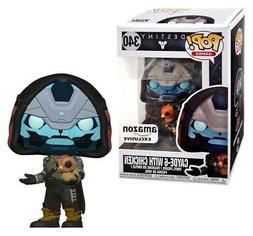 Destiny Funko POP! Games Cayde-6 with Chicken Exclusive Viny