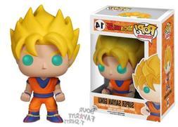 Dragon Ball Z Super Saiyan Goku Dbz Funko Animation Pop! Vin
