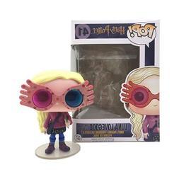 FUNKO POP #41 Harry Potter Luna Lovegood with Glasses Figure