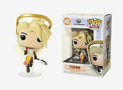 FUNKO POP! GAMES: Overwatch - Mercy  Vinyl Figure