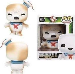 "FUNKO Pop Ghostbusters BURNT Stay Puft Marshmallow Man 6"" Vi"