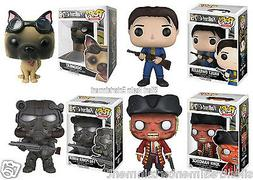 Fallout 4 Funko POP! Vinyl Figures Complete Set of all 4 IN