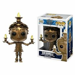 Funko Beauty and the Beast Live Action LUMIERE Pop! Vinyl Fi