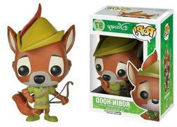 Funko POP Disney: Robin Hood - Robin Hood Action Figure