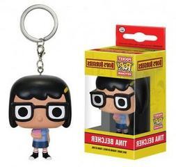 Funko POP Keychain: Bob's Burgers - Tina Action Figure