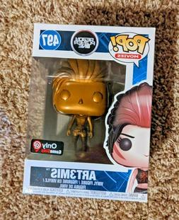 Funko POP! Movies: Exclusive Copper Ready Player One ART3MIS