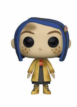 Funko Pop! Animation | Coraline | Coraline Doll | Vinyl Figu