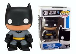 Funko Pop! Batman Black 01 DC Comics Heroes Vinyl Figure