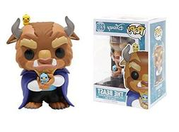Funko Pop Disney Beauty and the Beast Winter Beast Vinyl Fig