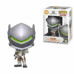 Funko Pop Games Overwatch Genji Vinyl Figure