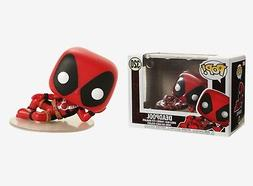 Funko Pop Marvel - Sexy Deadpool Collectible Figure, Multico