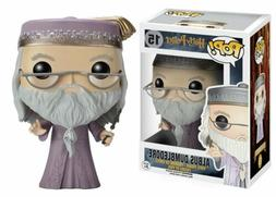 Funko Pop! Movies Harry Potter Dumbledore With Wand Vinyl Ac