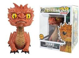 "Funko Pop Movies: The Hobbit - Smaug 6"" Super Sized #3436 CH"