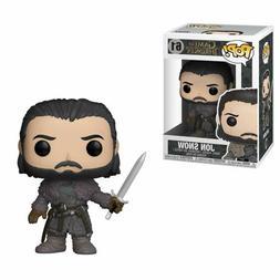 Funko Pop TV Game of Thrones Jon Snow  Vinyl Action Figure