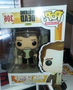 Funko Pop! Television 306 The Walking Dead Rick Grimes AMC T