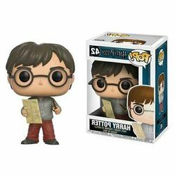 POP! Harry Potter 42 - HARRY POTTER with Marauders Map - Vin