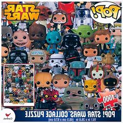 Star Wars Pop Collage Puzzle