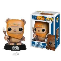 Star Wars Wicket Ewok 26 Funko Pop! Vinyl Figure