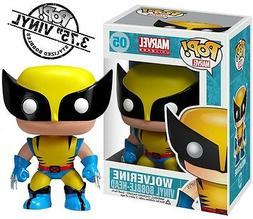 Wolverine Funko Pop! 05 Vinyl Figure Marvel Comics