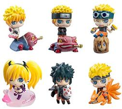action and toy figures 6pcs set pop