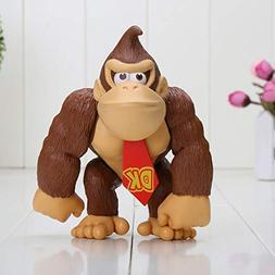 PampasSK Action & Toy Figures - 8cm / 14cm Super Mario Luigi