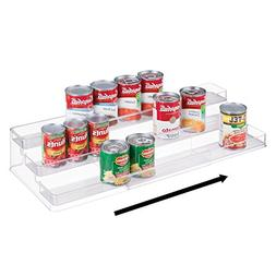 mDesign Adjustable, Expandable Large Organizer/Spice Rack Ho