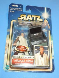 Star Wars Anakin Skywalker Action Figure MOC!! MINT!!  Movie