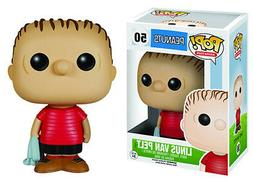 Pop Animation 3.75 Inch Action Figure Peanuts - Linus Van Pe