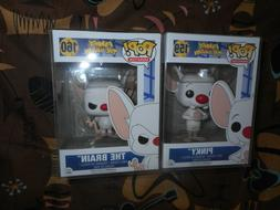 Funko Pop ANIMATION: ~ Pinky & The Brain Vaulted LE~ Excl. M