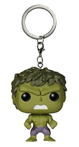 Avengers Age Of Ultron Pocket POP Hulk Vinyl Figure Keychain
