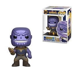Pop Avengers Infinity War: Metallic Thanos Collectible Figur