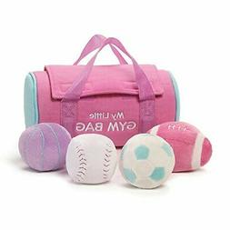 Baby GUND My Little Gym Bag Stuffed Plush Playset