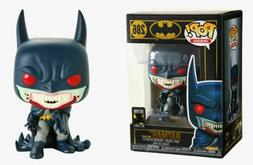 Funko Batman Red Rain Batman 1991 80th Anniversary Pop! Viny