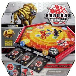 Bakugan Battle Arena, Game Board with Exclusive Gold Hydorou