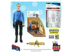Bif Bang Pow! The Big Bang Theory Star Trek Sheldon 3 3/4-In