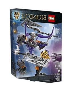 Lego Bionicle Skull Basher Building Toy Set 70793 72pcs - NE