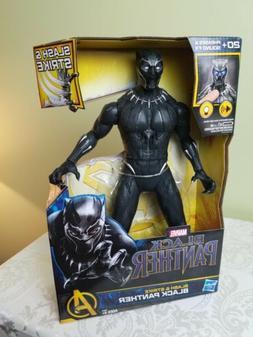 """Marvel Black Panther Slash And Strike Figure 13"""" NIB"""