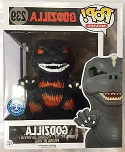 burning godzilla gts pop vinyl