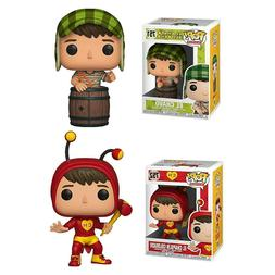 Chespirito El Chavo or El Chapulin Colorado Pop! Television