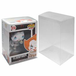 clear plastic protector cases for funko pop