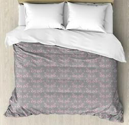 Creative Design Duvet Cover Set Twin Queen King Sizes with P